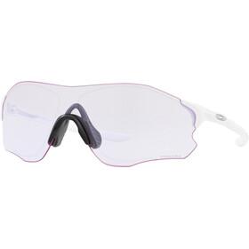 Oakley EVZero Path Sunglasses Polished White/Prizm Low Light
